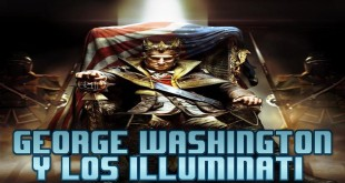 GEORGE WASHINGTON Y LOS ILLUMINATI