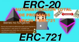 ¡¡¡ FUNGIBLE vs NO FUNGIBLE !!! ERC20 vs ERC721 (Ethereum)