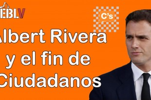 Albert Rivera y el fin de Ciudadanos, video corto