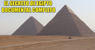 Egipto, tierra de misterios y secretos – Documental Completo