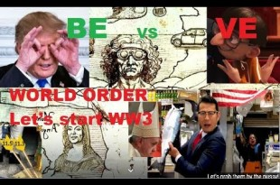 WORLD ORDER – Let's start WW3 ????