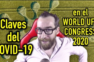 Claves Crop Circles-COVID19 en el UFO World Congress por Vicente Fuentes