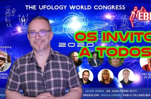 Invitación Ufology World Congress