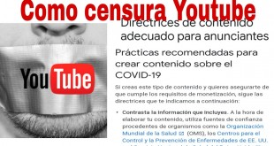 Xensura de youtube
