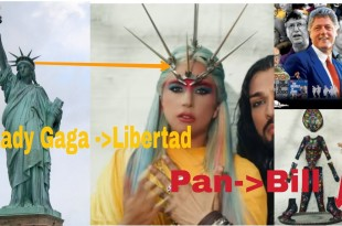 911 Lady Gaga es Margot