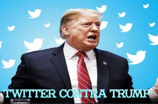 TWITTER CONTRA TRUMP