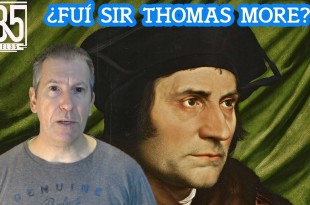 "ALUCINANTE MENSAJE: ""DAVID, TU FUISTE SIR THOMAS MORE"""
