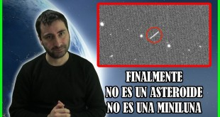 CONFIRMADO: El Asteroide 2020 SO es en REALIDAD un OBJETO ARTIFICIAL